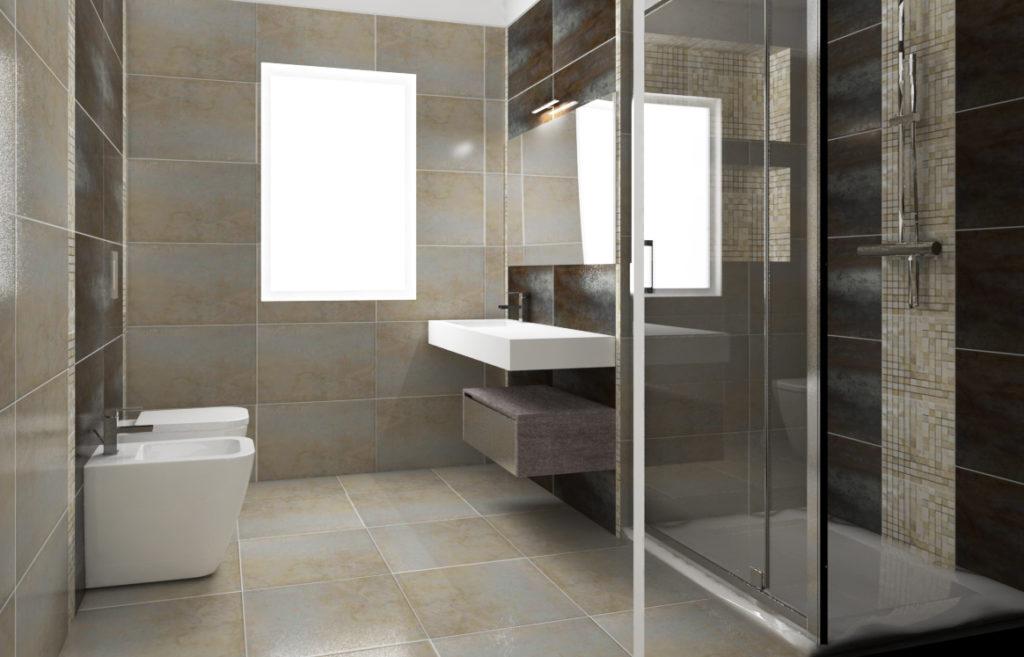 Un bagno ben progettato